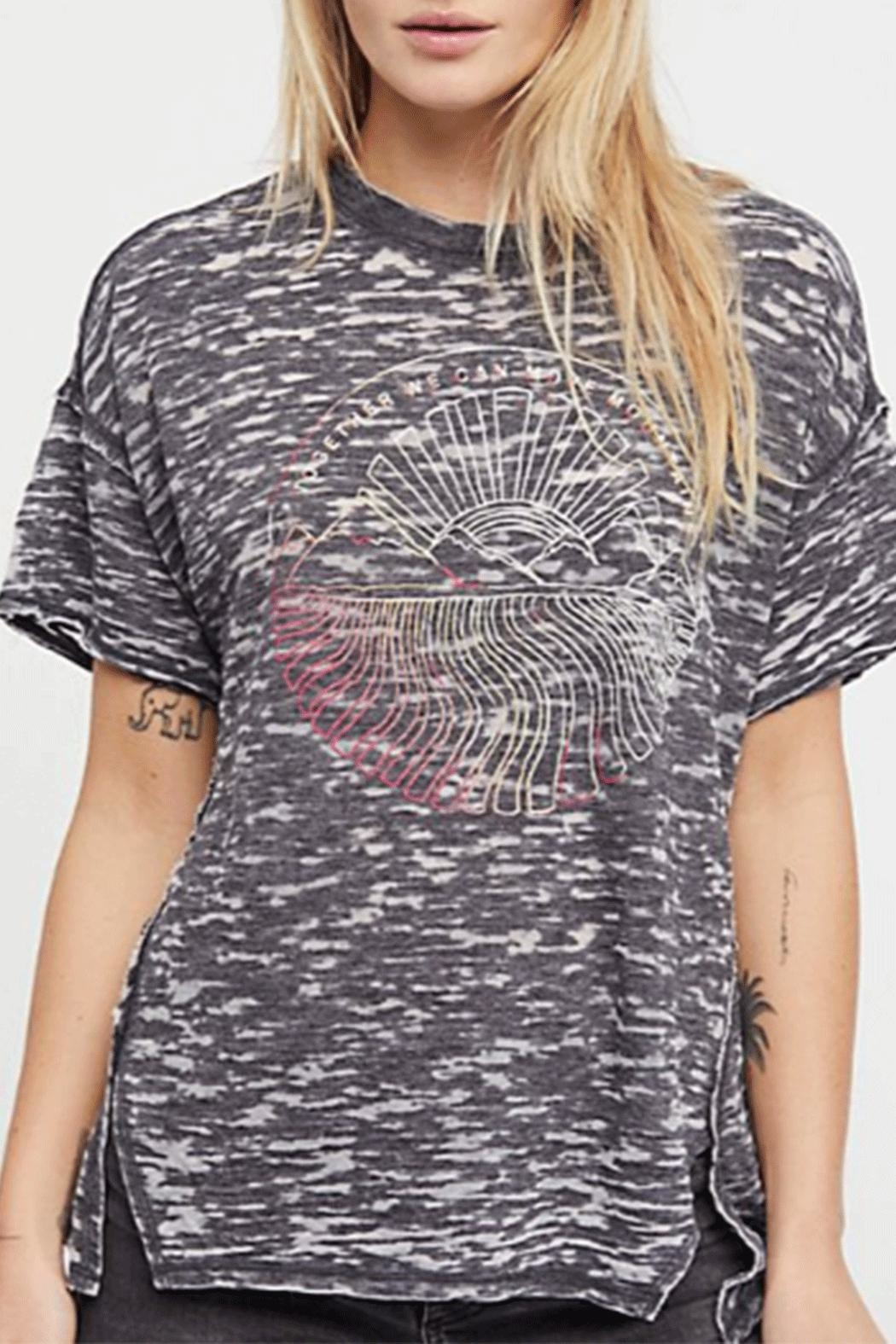 bc38828fe037 Free People Graphic Jordan Tee from New Jersey by Femmebot — Shoptiques