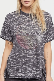 Free People Graphic Jordan Tee - Product Mini Image