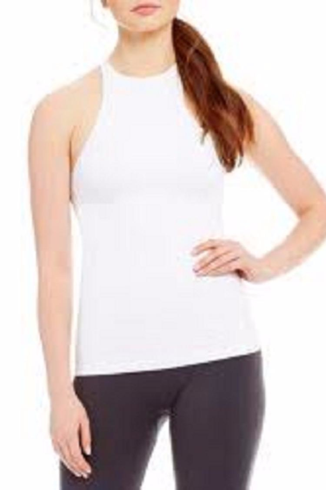 Free People Heart-Is-Racing Tank - Back Cropped Image