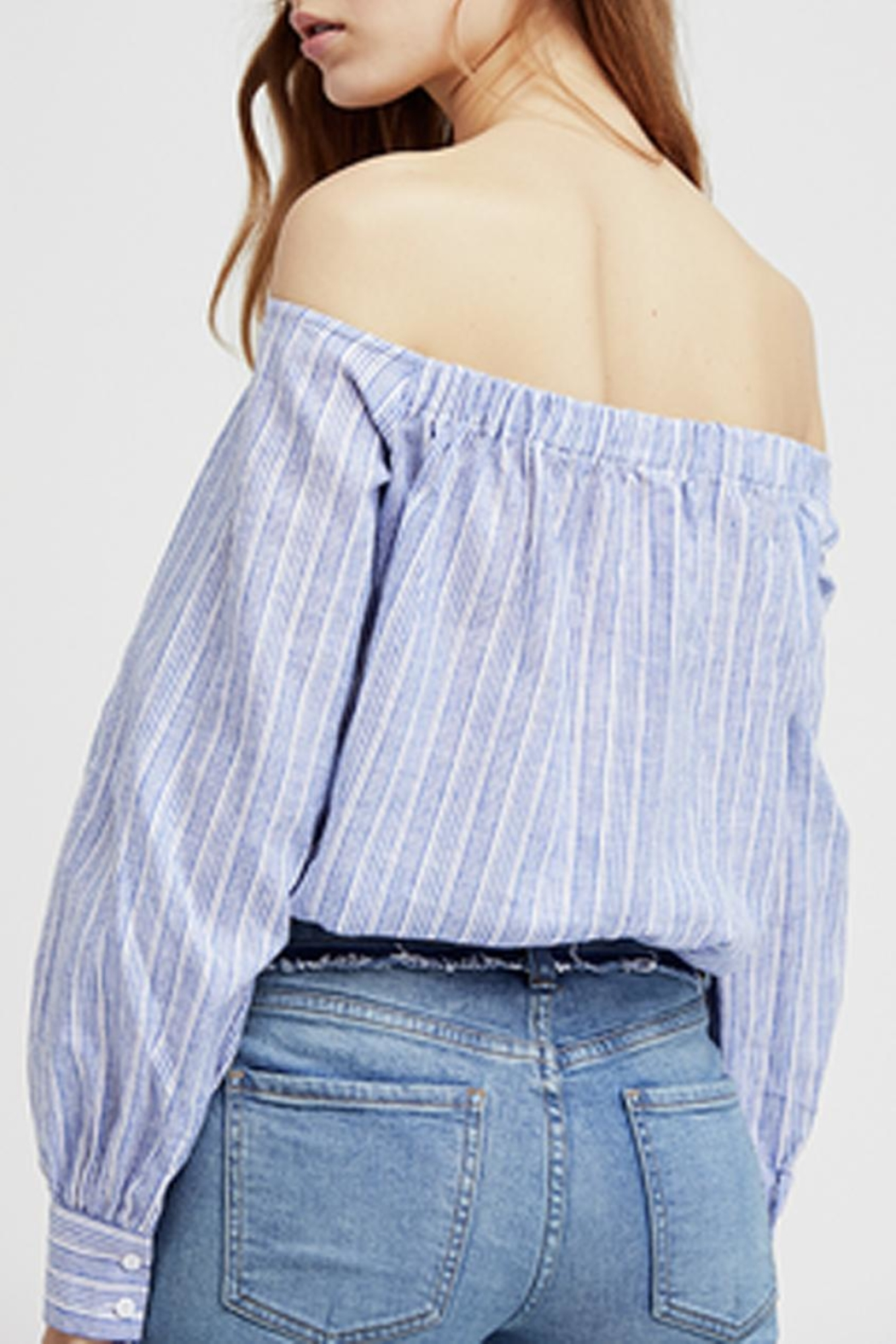 Free People Hello There Top - Front Full Image
