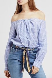 Free People Hello There Top - Front cropped