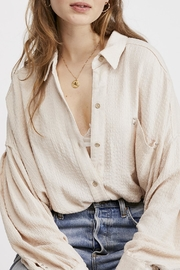 Free People Hidden Valley Buttondown - Product Mini Image