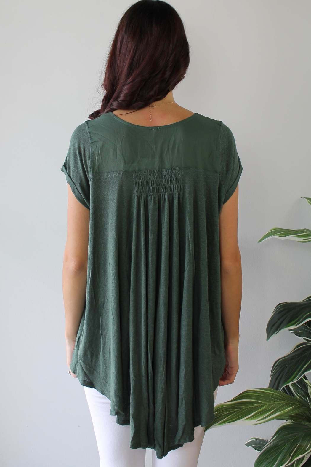 Free People Highland Tee - Front Full Image