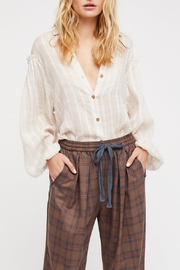 Free People Highlands Blouse - Product Mini Image