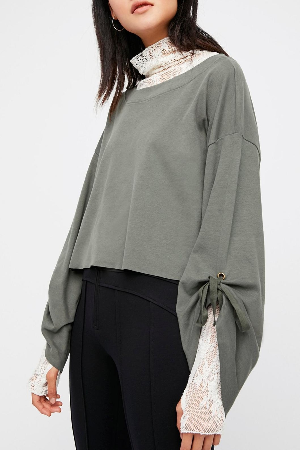 Free People Holala Sweatshirt - Main Image