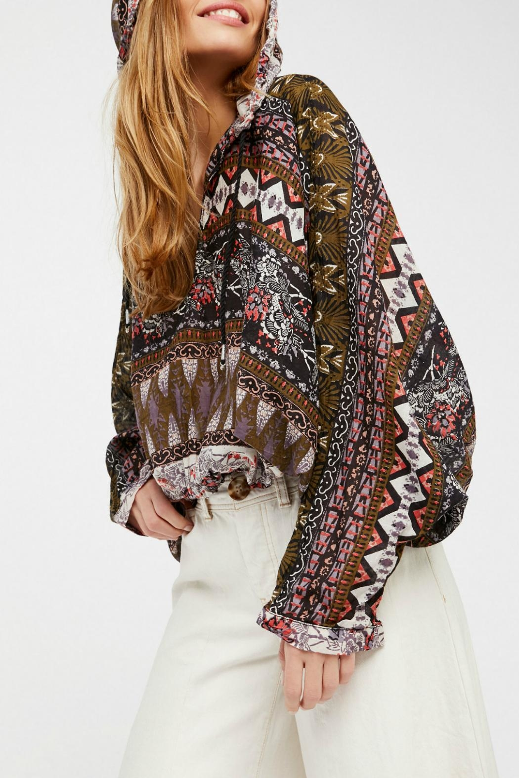 Free People Hold On Tight Top - Main Image