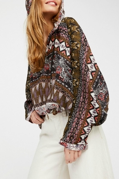 Free People Hold On Tight Top - Product List Image