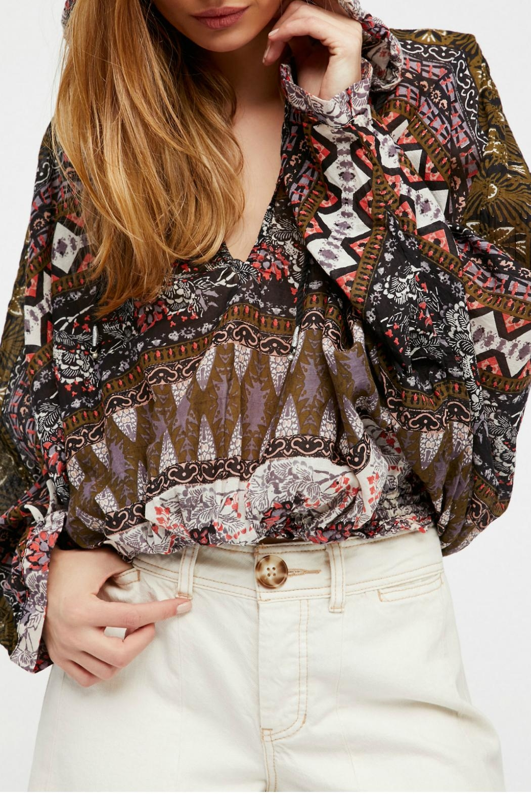 Free People Hold On Tight Top - Front Full Image