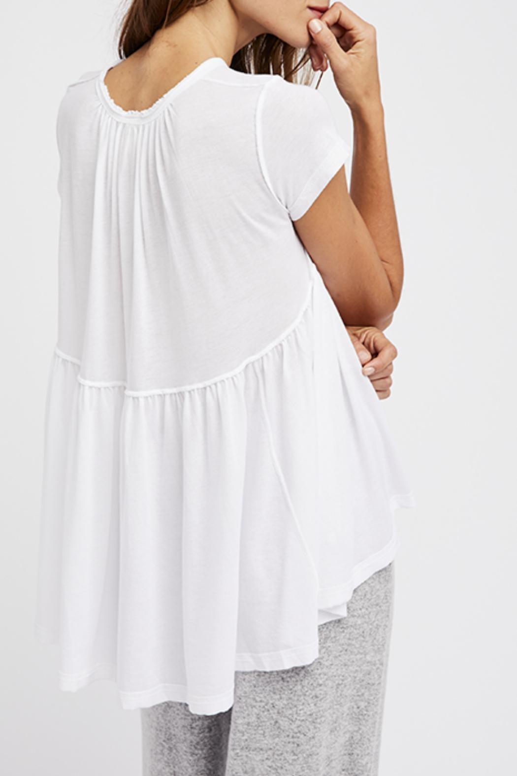 Free People It's Yours Tee - Front Full Image