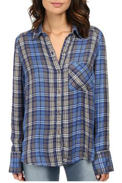 Shoptiques Product: Joplin Plaid Top