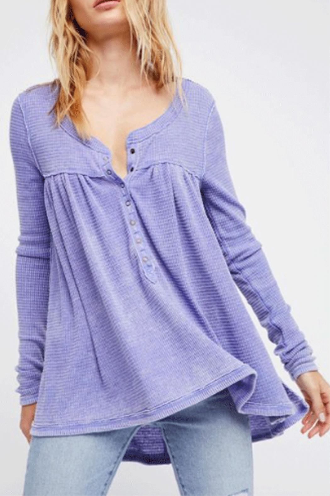 Free People Kai Henley - Front Cropped Image