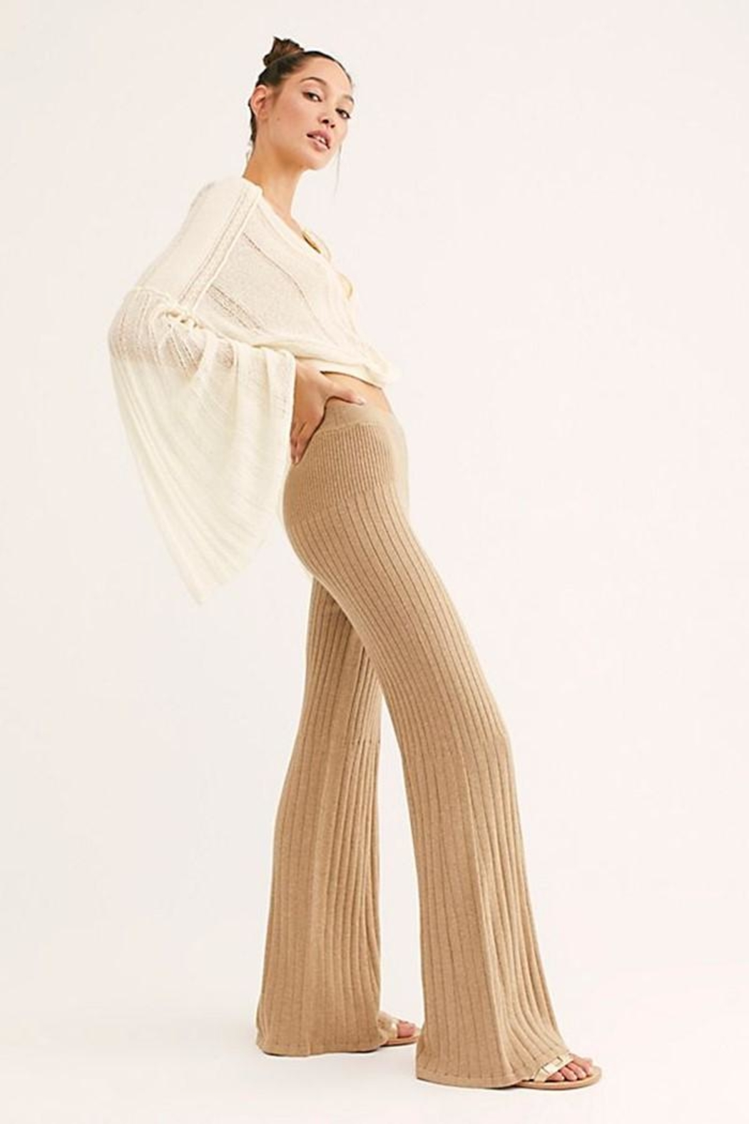 Free People Keep It Real - Side Cropped Image