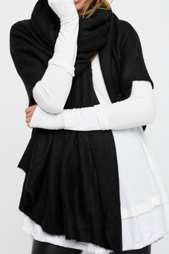 Shoptiques Product: Kennedy Knit Scarf