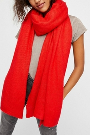 Free People Kennedy Knit Scarf - Product Mini Image