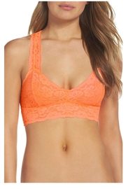 Free People Lace Bralette - Front cropped
