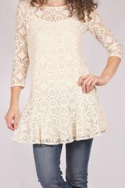 Free People Lace Dress - Side cropped