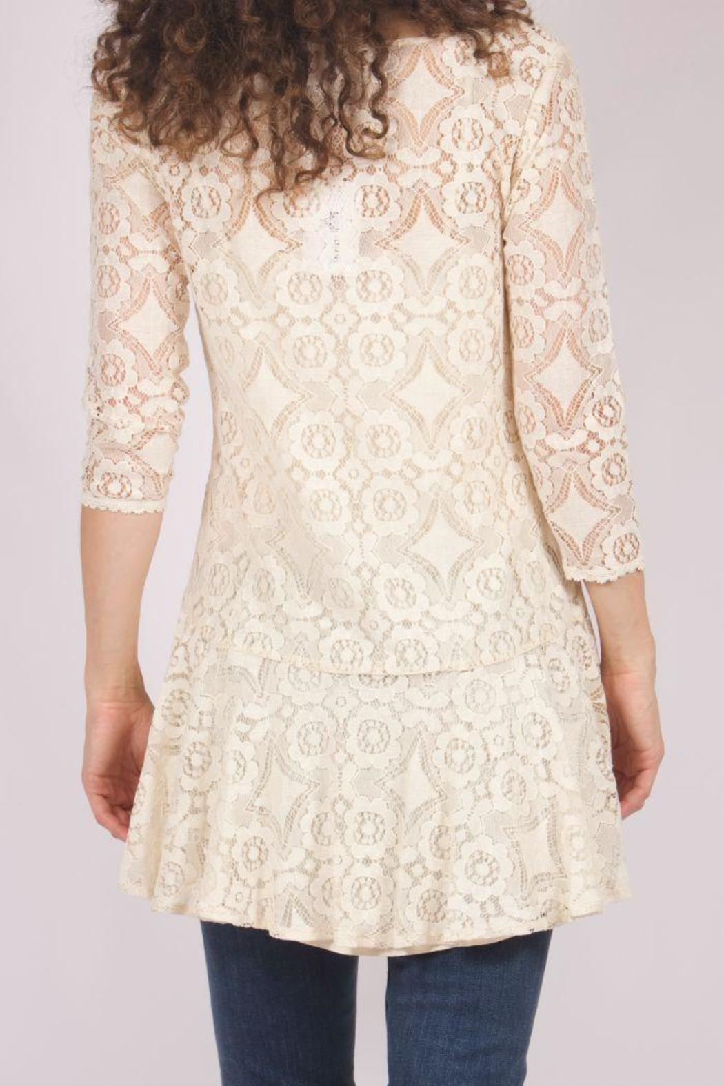 Free People Lace Dress - Front Full Image