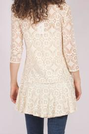 Free People Lace Dress - Front full body