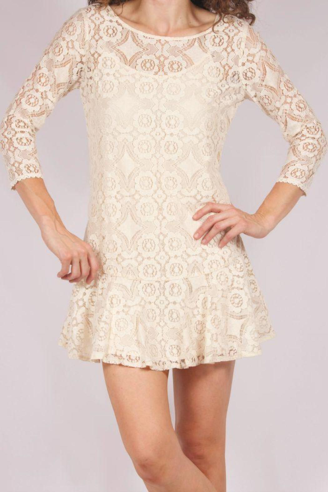 Free People Lace Dress - Main Image