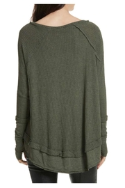 Free People Laguna Themal Top - Front full body