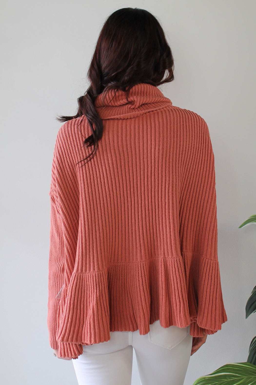 Free People Layer Cake Sweater - Front Full Image