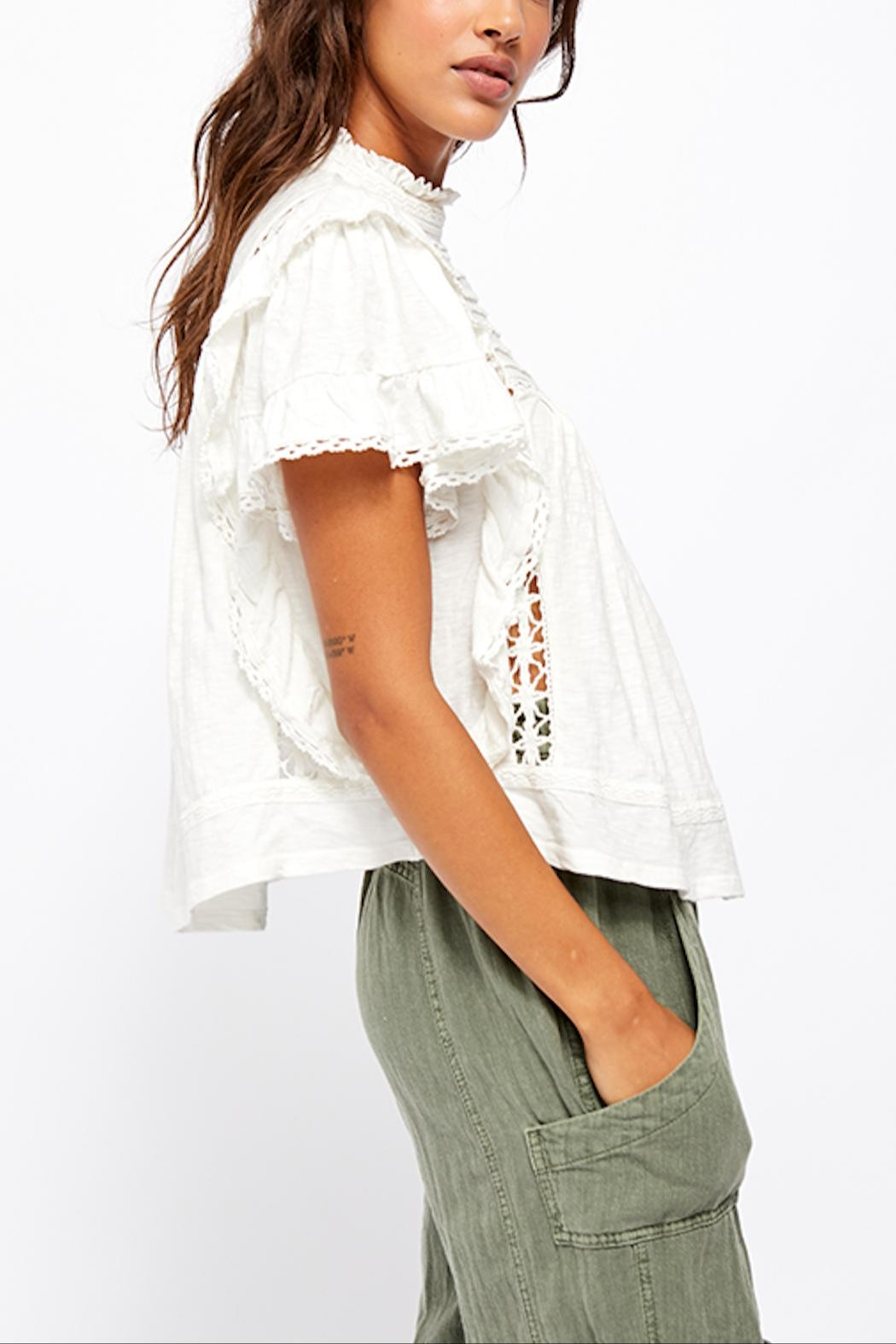 Free People Le Femme Tee - Side Cropped Image