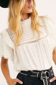 Free People Le Femme Tee - Front full body