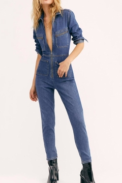 Free People Lenox Jumpsuit - Product List Image
