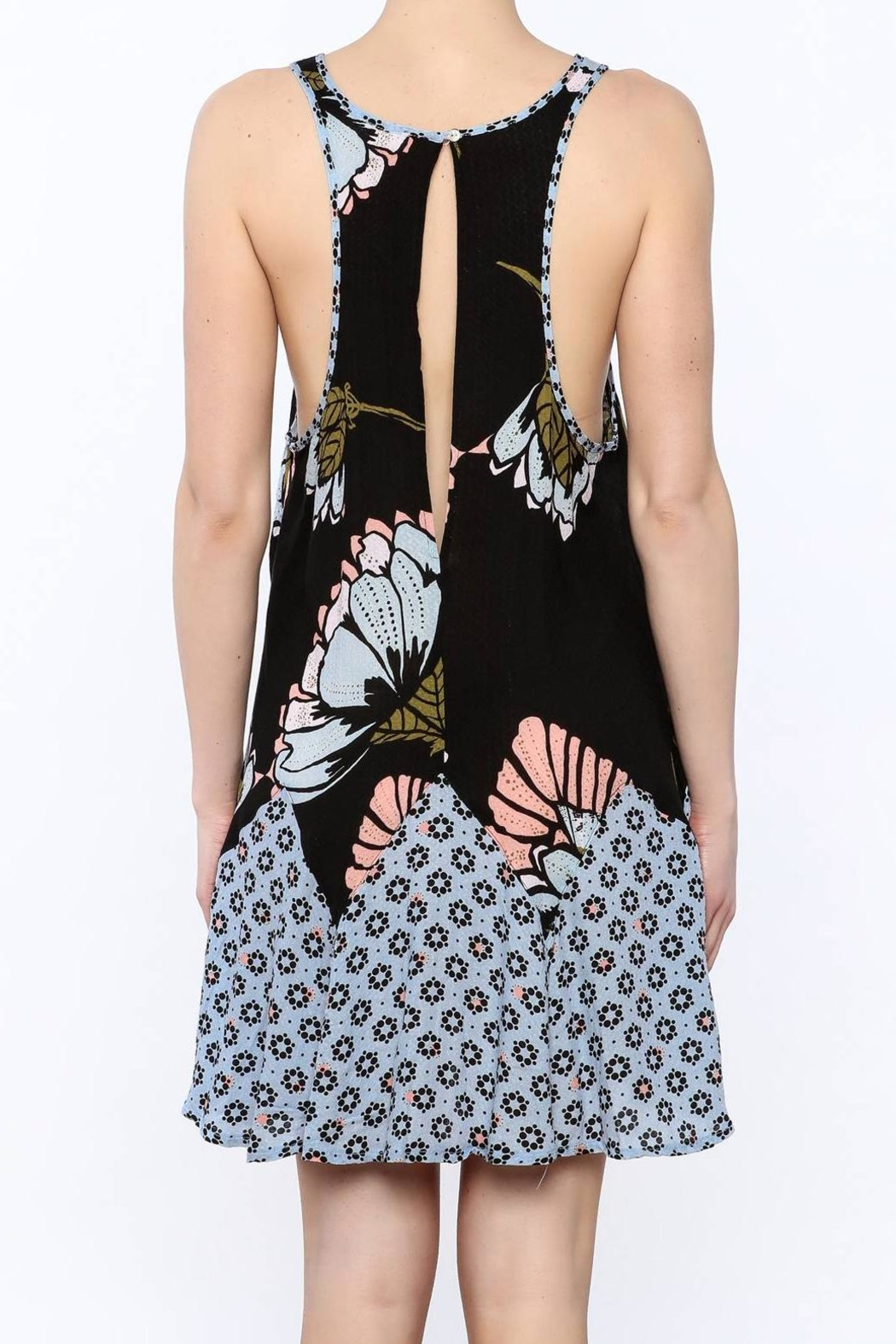 Free People Trapeze Dress - Front Full Image