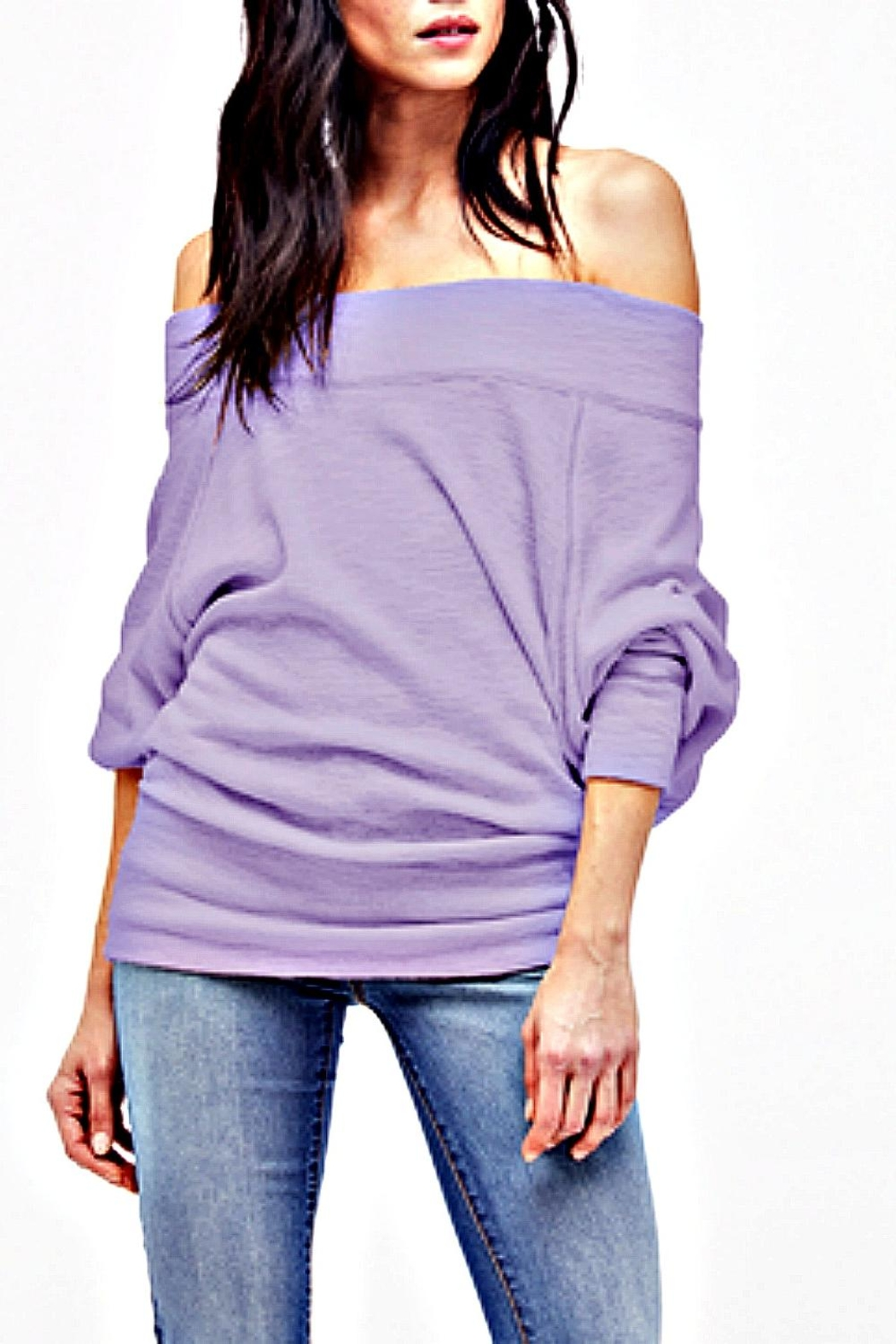4d014403649a1 Free People Lilac Palisades Top from New Jersey by Wink Boutique ...