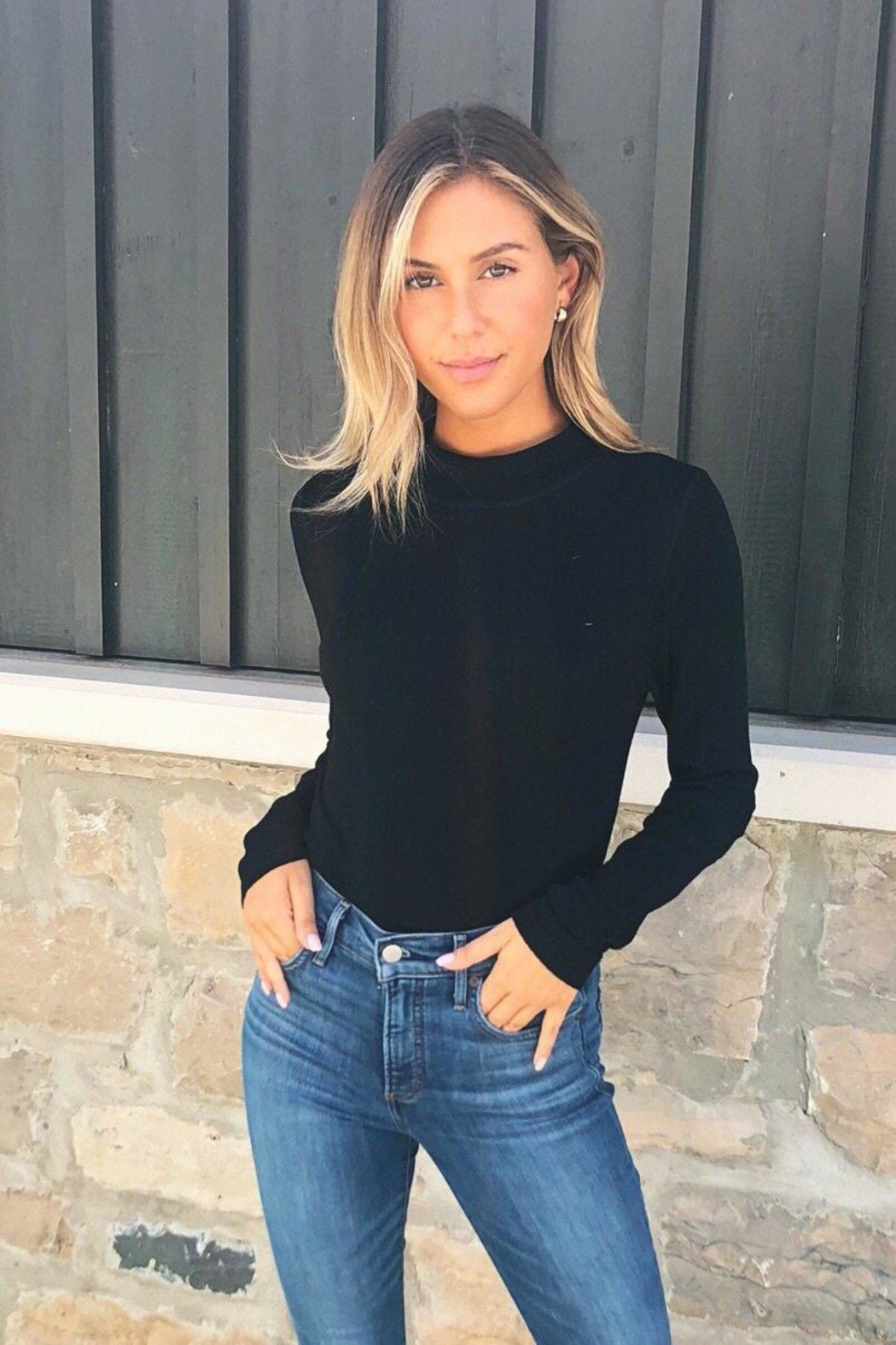 Free People Lindsey Top - Front Full Image