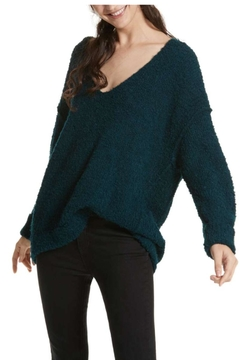 Shoptiques Product: Lofty V Neck Sweater