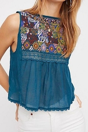 Free People Lohri Top - Front cropped