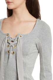 Free People Looking Back Top - Back cropped