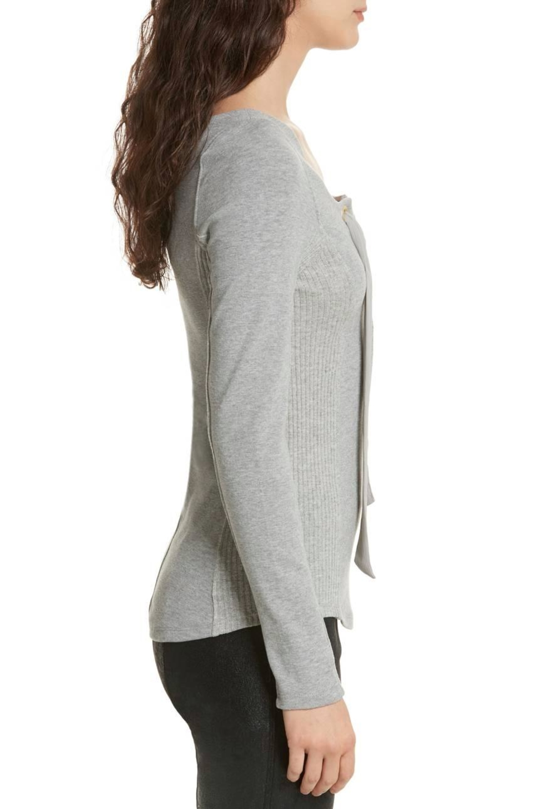 Free People Looking Back Top - Front Full Image