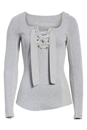 Free People Looking Back Top - Other