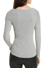 Free People Looking Back Top - Side cropped