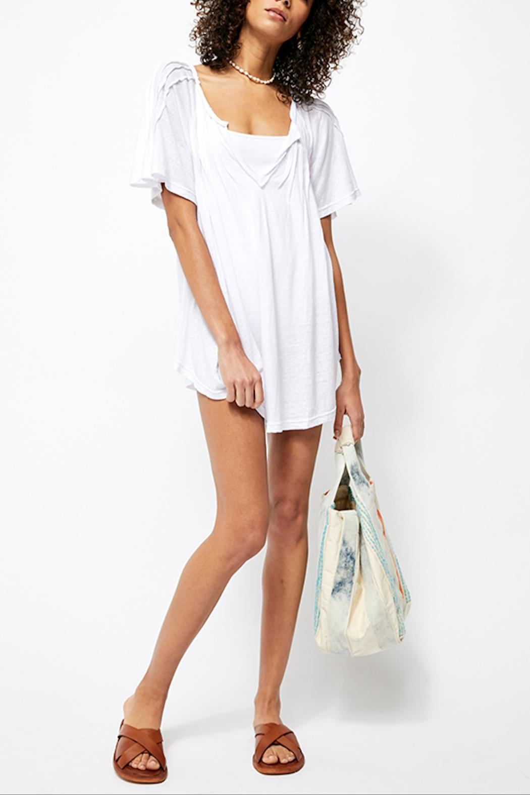 Free People Lovely Day Tee - Main Image