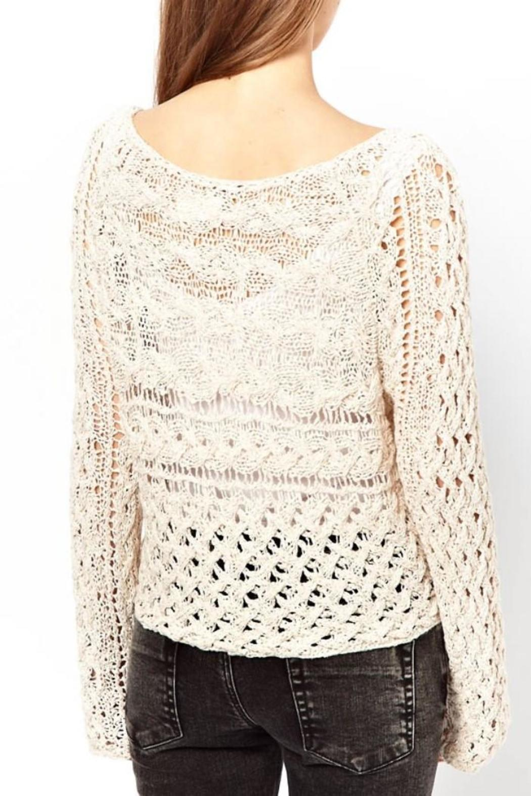 Free People Marigold Pullover - Front Full Image
