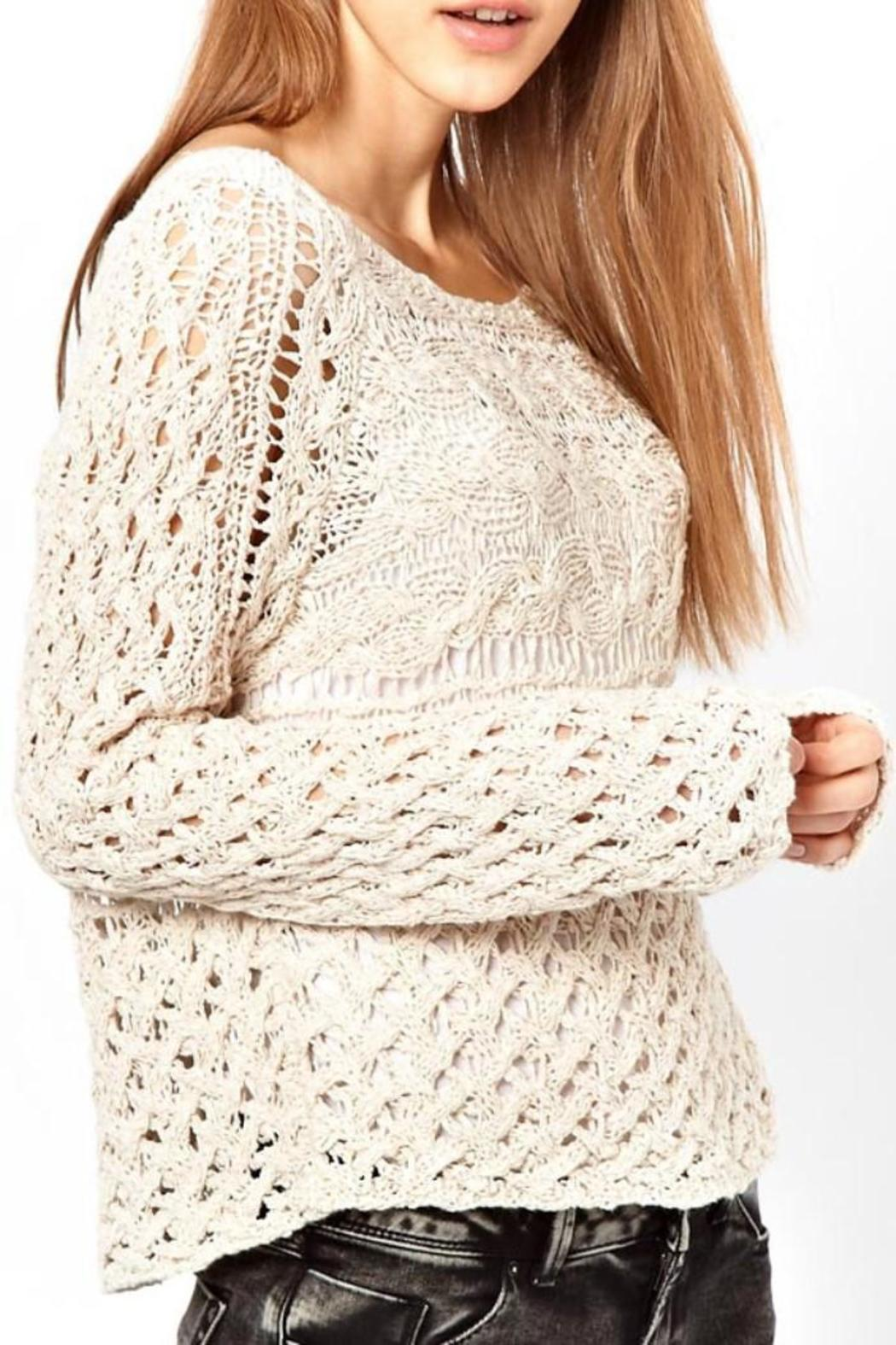 Free People Marigold Pullover - Front Cropped Image