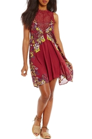Free People Marsha Lace Dress - Front cropped