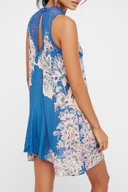 Free People Marsha Printed Slip - Front full body