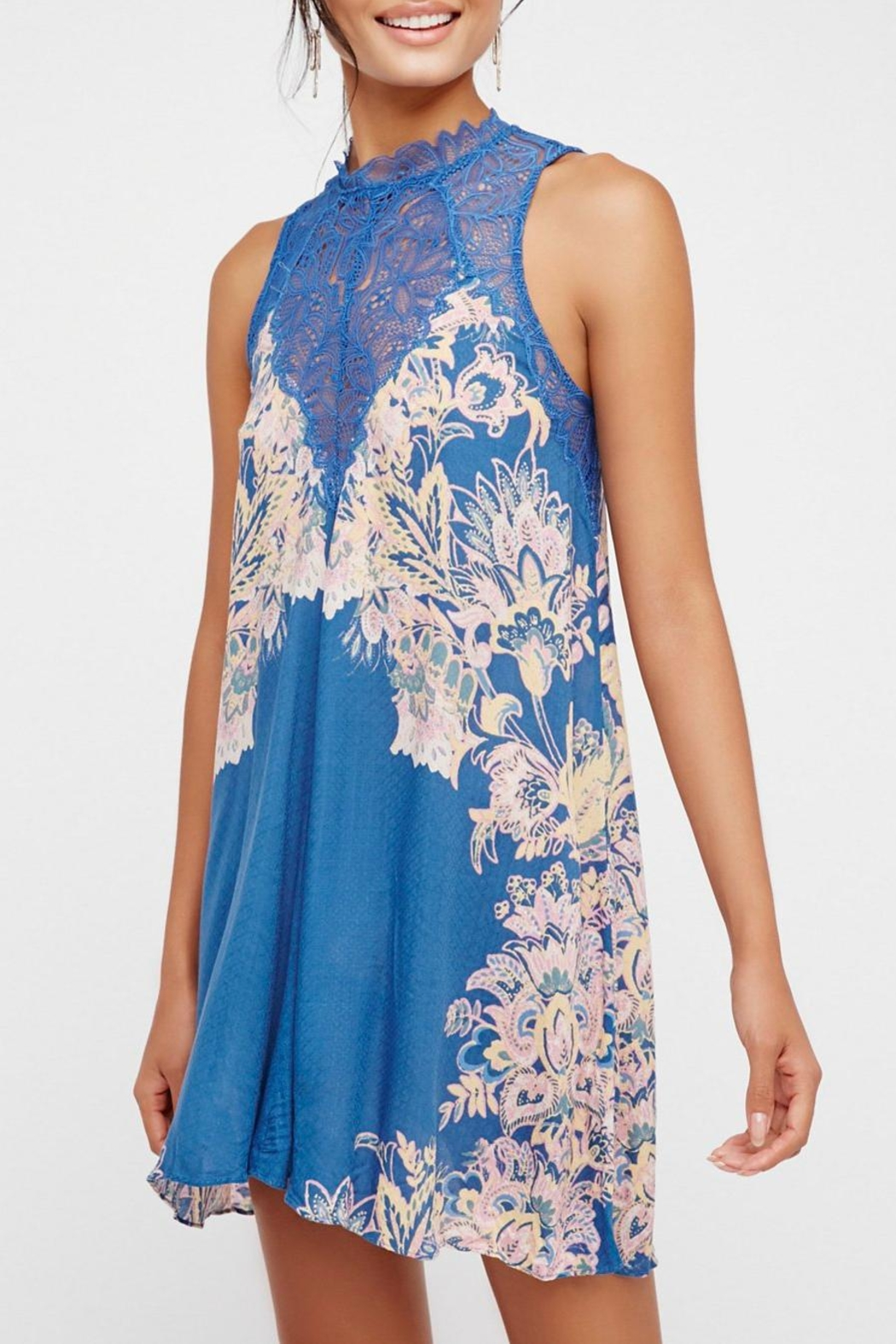 Free People Marsha Printed Slip - Main Image