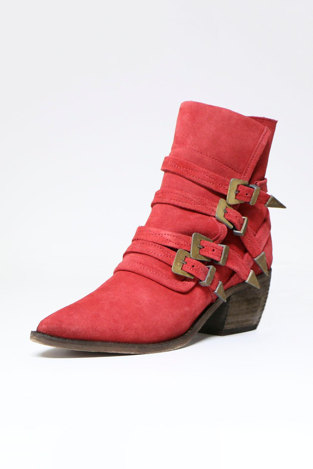 Free People Mason Western Boot - Front Full Image