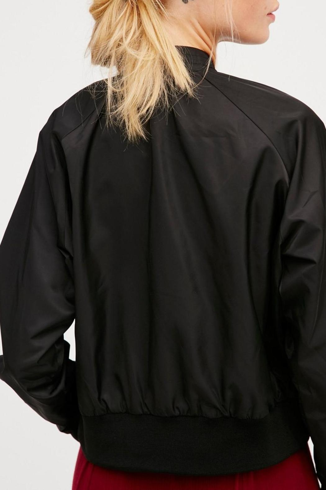 b1d1960aa Free People Midnight Bomber Jacket from Cleveland by April Snow ...