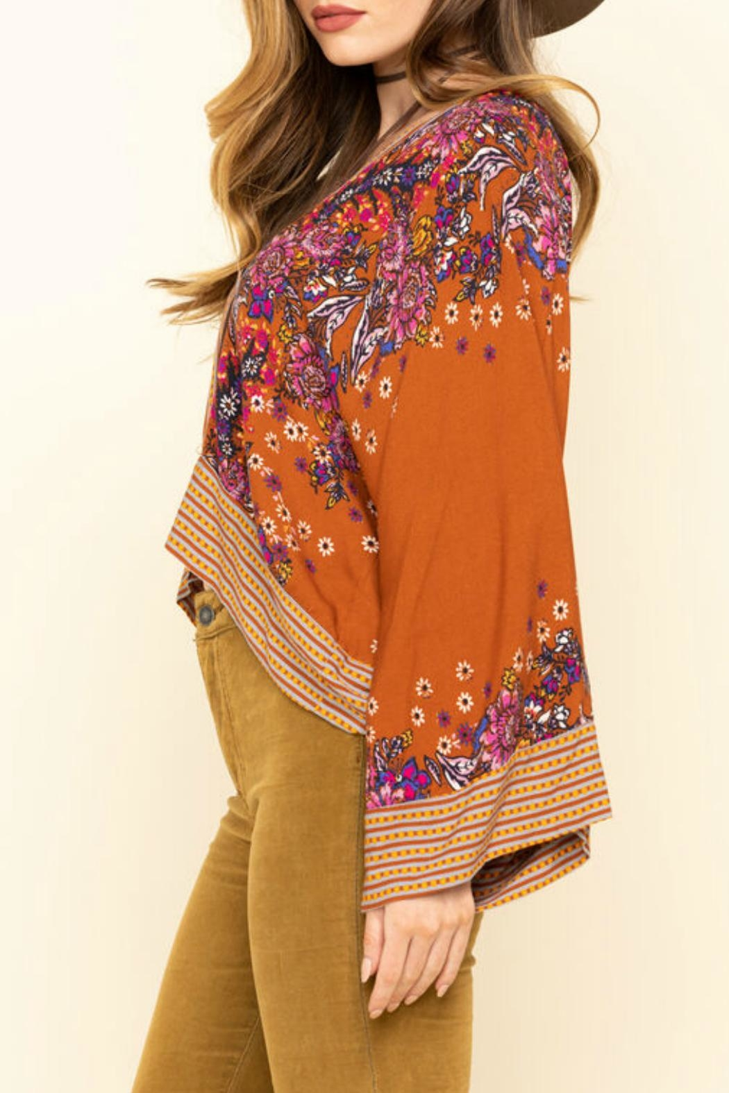 Free People Mix-N-Match Top - Side Cropped Image