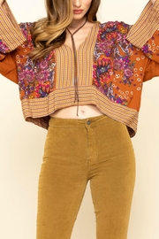 Free People Mix-N-Match Top - Other