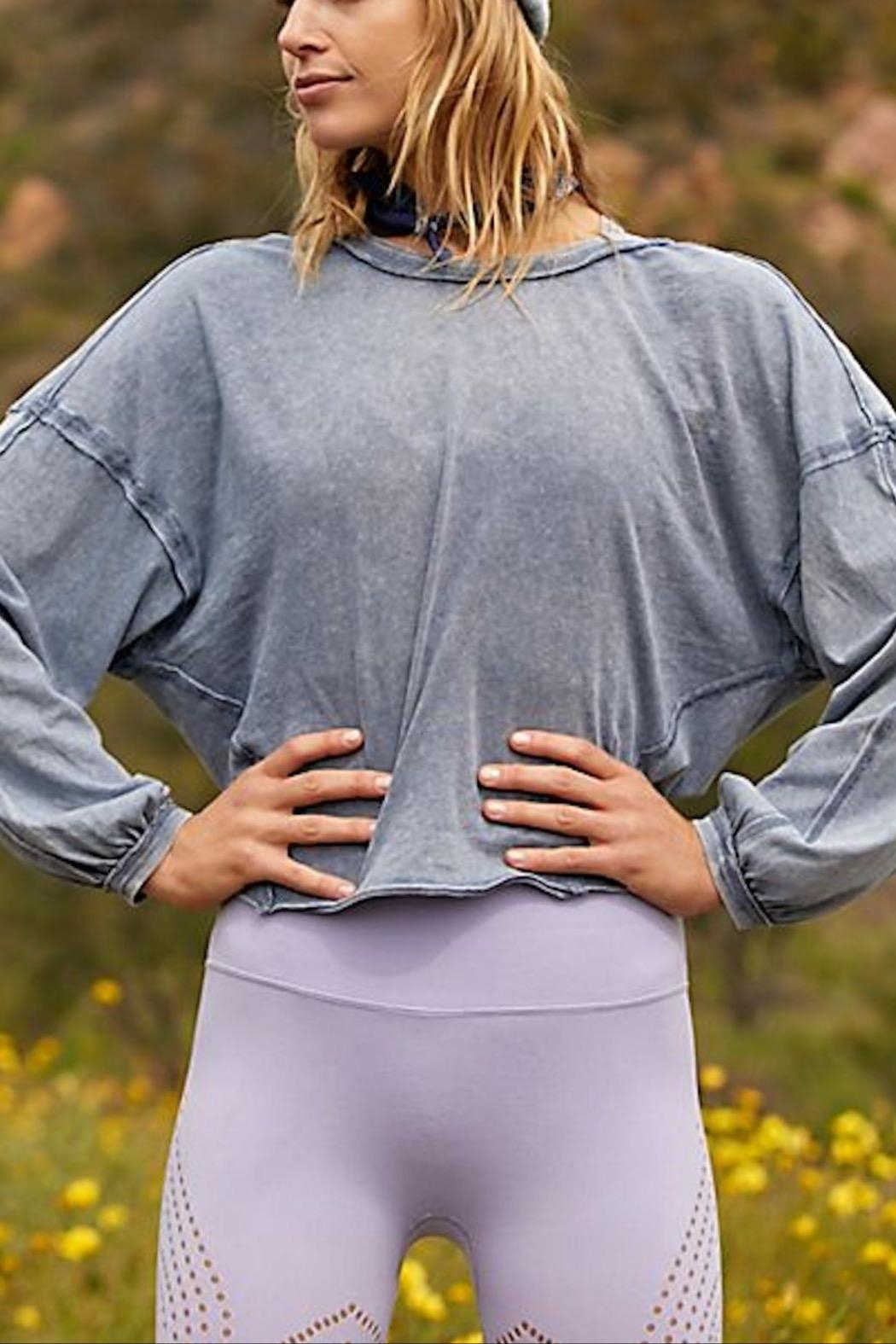 Free People Moon Rising Top - Front Full Image
