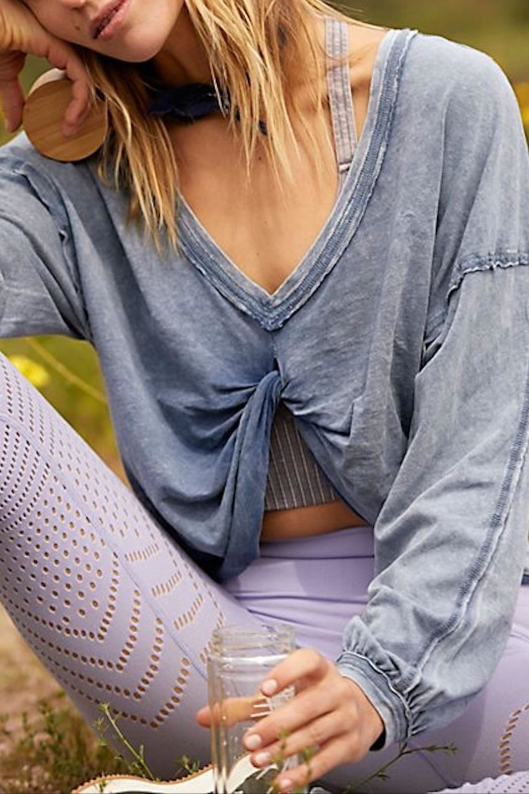 Free People Moon Rising Top - Side Cropped Image