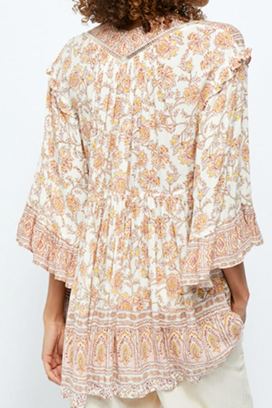 Free People Moonlight-Dance Printed Tunic - Front Full Image